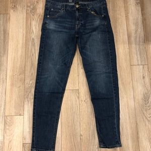 Mossimo skinny jeans size 8